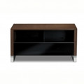 BDI Cascadia Double Wide Enclosed Cabinet Chocolate Stained Walnut - 8254CHOC