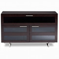 BDI Casata Low Triple-wide Cabinet Black - 8627BLACK