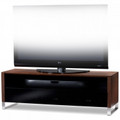 BDI Valera Triple-Wide 3 Shelf TV Stand Espresso Stained Oak - 9729ESP