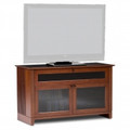 BDI Cascadia Triple Wide TV Cabinet for up to 73-inch TVs Chocolate Stained Walnut - 8257CHOC