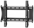 OMNIMOUNT Fastback HD Series Universal Fixed Wall Mount 23-42 Inch Flat Panels Black - 37FBHD-FB