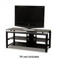 Tech Craft 44-Inch Wide AV Stand Metal & Glass - HBL44