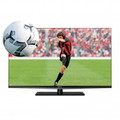 TOSHIBA 47-Inch 120Hz 1080p Smart TV Passive 3D-LED LCD TV - 47L6200U