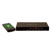 WYRESTORM 51 Auto Switcher and Scaler - SW-0501