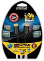 XTREME 12ft High Speed HDMI Cable with Ethernet Technology - 74112