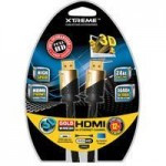 XTREME 12FT 9-Series HDMI Cable 24K Gold Connector 1.4B Certified - 94112