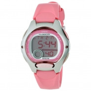 CASIO 50-Meter Water Resistant Digital Casual Sports Ladies Watch - LW-200-4B