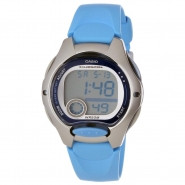 CASIO 50-Meter Water Resistant Digital Casual Sports Ladies Watch - LW-200-2B