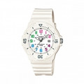 CASIO Classic 3-Hand Analog 100M Water Resistant Ladies Watch - LRW-200H-7B