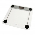 American Weigh Scales Bathroom Scale with Tempered Glass Platform - 330LPG