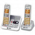 AT&T DECT6.0 2 Handset Answering System with Caller IDCall Waiting - EL52210