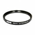 SUNPAK 58mm UV Ultra-Violet Filter - CF-7034-UV