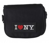 I LOVE NY DCS100 Digital Camera Case for G10/G11 Black - DCS100K