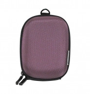 IMPECCA DCS45 Compact Hardshell Camera Case - Purple - DCS45PU