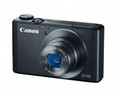 "CANON PowerShot S110 12.1 Megapixel 5x 24mm Wide-angle Zoom FullHD 1080p Video 3.0"" Touchscreen - Black - 6351B001"