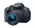 CANON EOS REBEL T5i 18 Megamixel SLR Camera with EF-S 18-55mm IS STM Kit - 8595B003