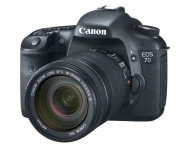 CANON EOS 7D 18.0 Megapixel Digital SLR Camera with EF 28-135mm f/3.5-5.6 IS Lens Kit - 3814B010