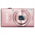 CANON PowerShot ELPH 115 IS 16 Megapixel 8x Wide Optical Zoom 2.7IN LCD Pink - 8608B001