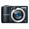 CANON PowerShot A1400 16MP 5x 28mm Zoom 2.7-inch LCD Screen 720p HD Video Digital Camera - 8115B001