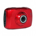 EMERSON HD ActionCam Digital Video Camera Red - EVC-355-RD