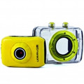 EMERSON HD ActionCam Digital Video Camera Yellow - EVC-355-YL