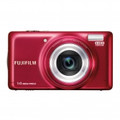 "FUJIFILM FinePix T350 14 Megapixel 10x Optical Zoom HD Movie Mode 3"" LCD - Red - FUJT350RED"