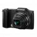 OLYMPUS 14 Megapixel Digital Camera with 24x Wide Optical Zoom 3.0-inch LCD (Black) - V102081BU000