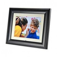 AUDIOVOX DPF808 8-Inch 4:3 Digital Picture Frame with 3 Interchangeable Frames - DPF808