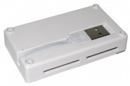 IMPECCA CRB60 All-in-1 Card Reader - White - CRB60W