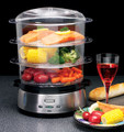 Deni Digital Food Steamer - DENI-7600