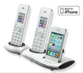 Bluetooth Phone Bundle with Dock - ICR-Wi700BUN