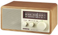 Wood Table Top Radio - SAN-WR11