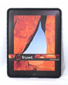 Skin for iPad w Screen Protector - BLACK - FP-IPAD-BLK