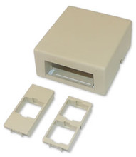 Suttle Surface Mount Box IVORY - SE-STAR558-52