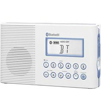 Bluetooth Shower Radio - SAN-H202