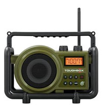Toughbox Rugged Digital Radio Rechargabl - SAN-TB100