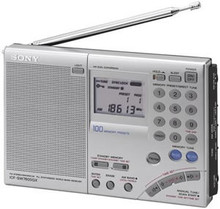 Multi-Band World Receiver Radio - SY-ICF-SW7600GR