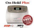 Music On Hold w/ MP3 PBX - OHP6000