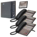 KIT DSX40 and IntraMail and 3 34B Phones - NEC-1091026