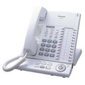 24 Button Speakerphone WHITE   - KX-T7625