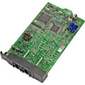 4 Port Digital Expansion Card  - KX-TVA204