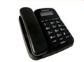 Big Button Speaker Phone CID Black - SO-EM2646-BK