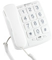 Big Button Speakerphone White - SO-EM300