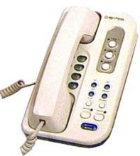 Two Line Designer Phone        - NWB-52905