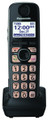 Dect 6.0+ Accessory Handset in Black - KX-TGA470B