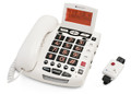 Amplified SOS Alert Phone - CLS-CSC600ER