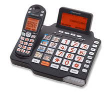 Dect Amplified Deluxe Phone - CLS-A1600
