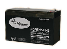 12 Volt Gel Cell Rechargable Battery 7A - WGI-12VB