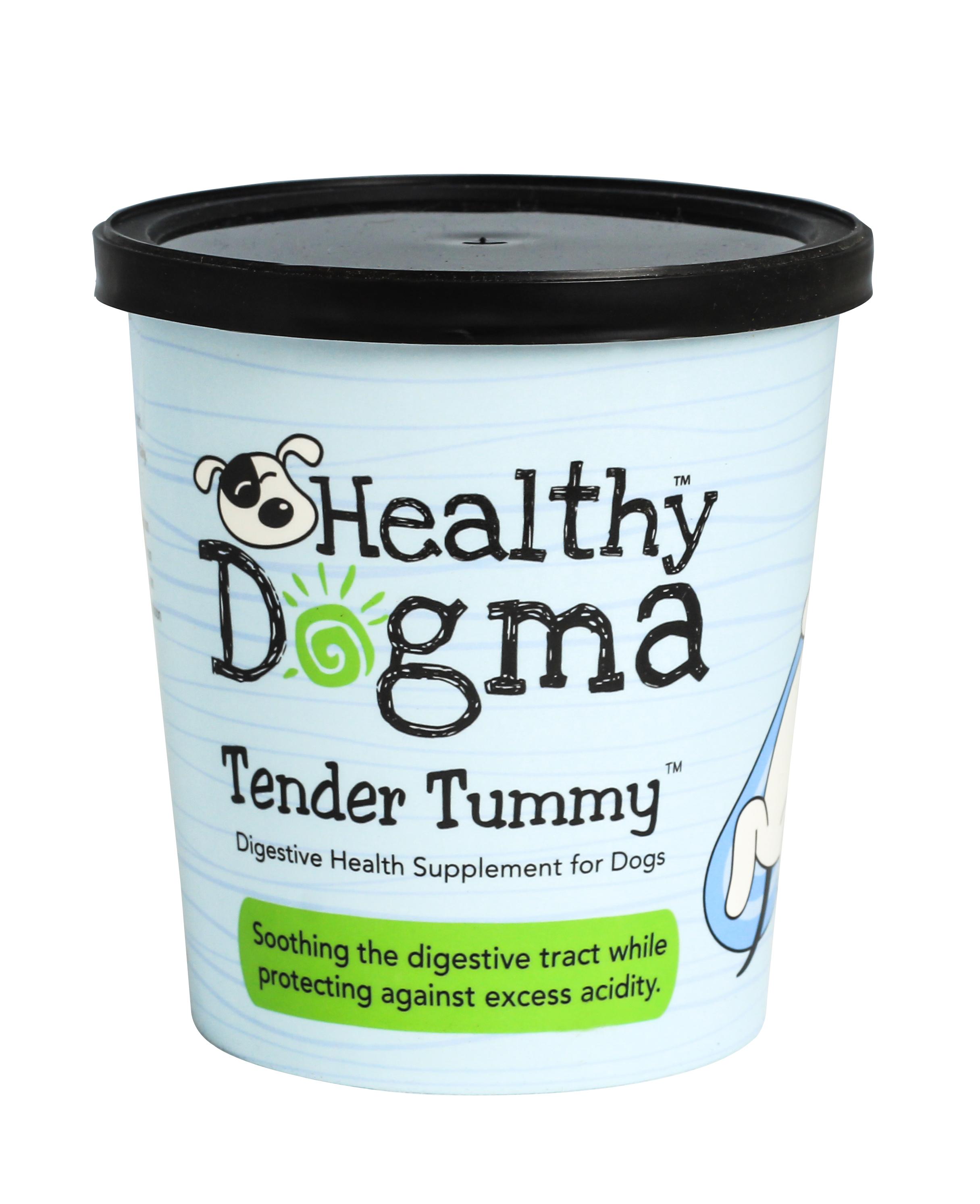 Healthy Dogma Tender Tummy to Stop Dog Diarrhea