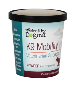 K9 Mobility Arthritis Joint Supplement for Dogs